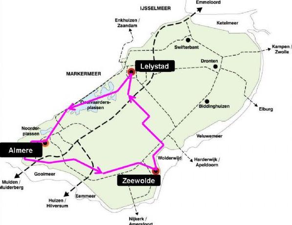 Omloop Flevoland 2007 - 125km