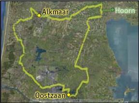 De 110km route