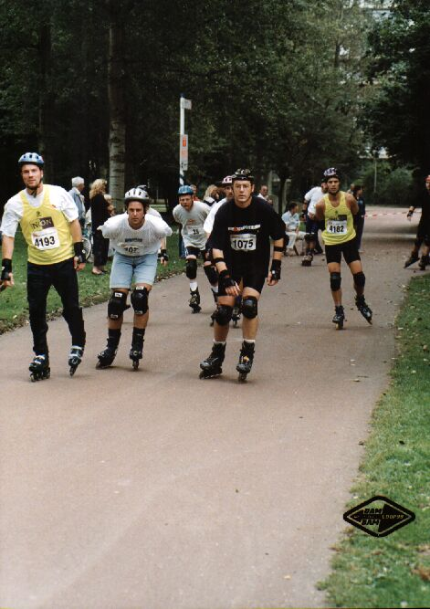 Dam tot Dam Inline 1999