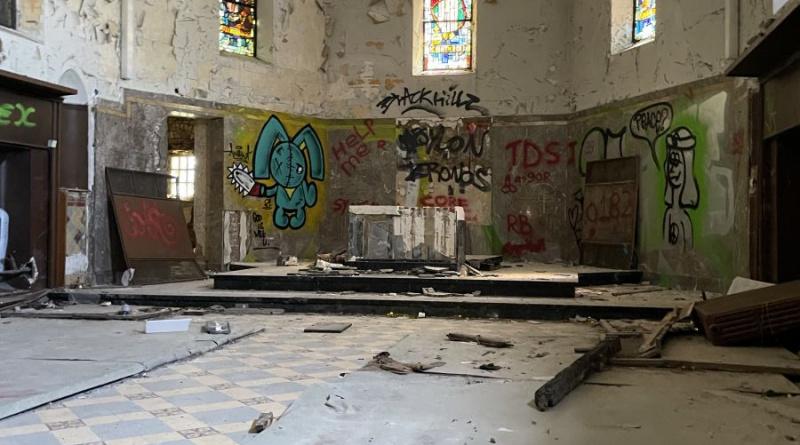 GeoNevenDag 2021 – Lost-Place Editie